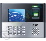Biometric Fingerprint Time & Attendance System X990