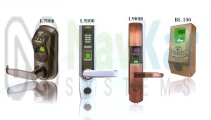 Fingerprint based Door Locking System Supplier in India