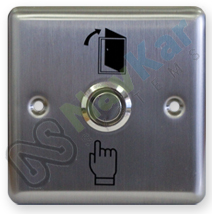 Push Button for Access Control System Supplier in India