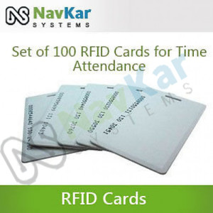 RFId Cards for Attendance System Suppliers in India